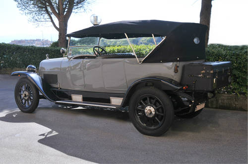 1923 FIAT 510 Torpedo - King of Italy For Sale (picture 3 of 6)