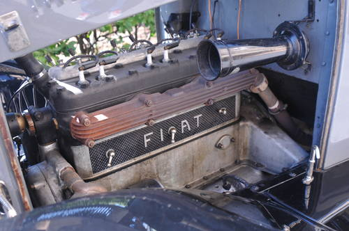1923 FIAT 510 Torpedo - King of Italy For Sale (picture 4 of 6)