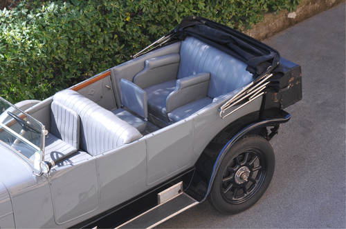 1923 FIAT 510 Torpedo - King of Italy For Sale (picture 5 of 6)