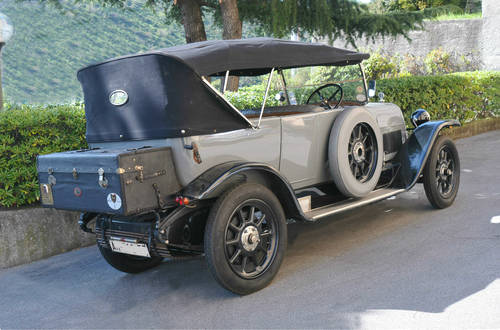 1923 FIAT 510 Torpedo - King of Italy For Sale (picture 6 of 6)