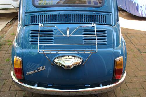 1968 CLASSIC FIAT 500 126 850 600 PARTS BRAND NEW For Sale (picture 1 of 5)