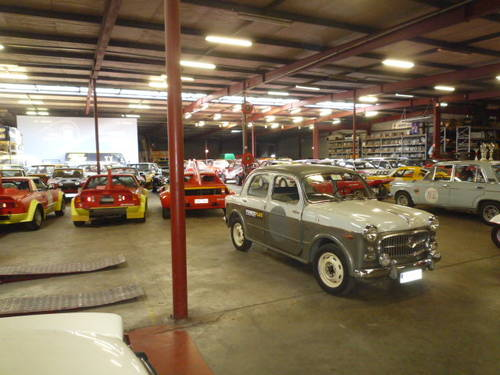 1957 Fiat Mille Miglia cars For Sale (picture 1 of 5)