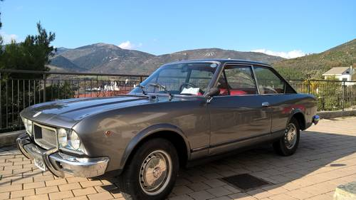 1973 Fiat 124 Sport Coupe 1800cc Fully Restored For Sale (picture 3 of 6)