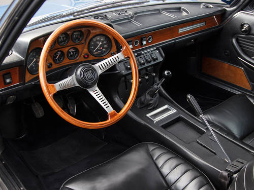 1970 Fiat Dino 2400 - Incredible Story, Must See & Read SOLD (picture 4 of 6)