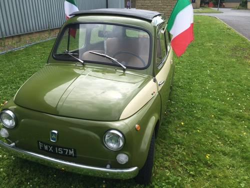 Fiat 500 Giardiniera (Estate) 1974 For Sale (picture 2 of 6)
