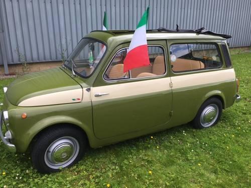Fiat 500 Giardiniera (Estate) 1974 For Sale (picture 3 of 6)