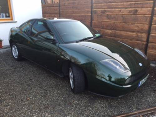 1999 Fiat Coupe 2.0 20v SOLD (picture 1 of 6)