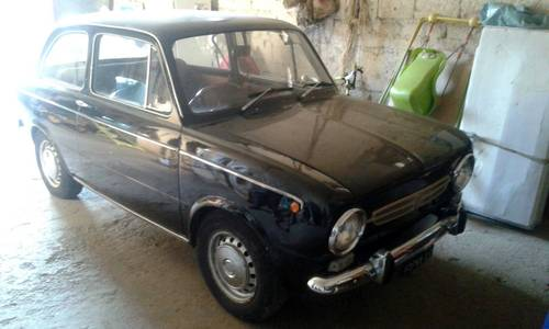 1970 Fiat 850 Special RHD Automatic For Sale (picture 1 of 6)