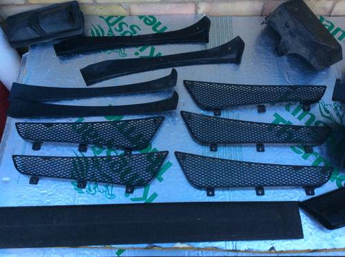 1988 Fiat X19 plastic trims! For Sale (picture 2 of 5)