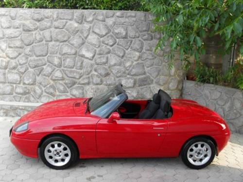1995 Fiat Barchetta 1.8 LE Maggiora For Sale (picture 2 of 6)