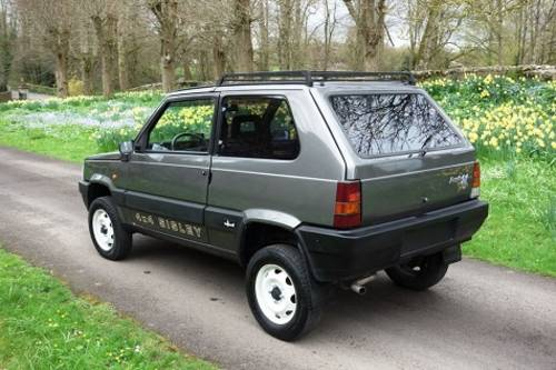1991 Fiat Panda 4x4 WANTED!! Any condition Considered!! Wanted (picture 1 of 2)