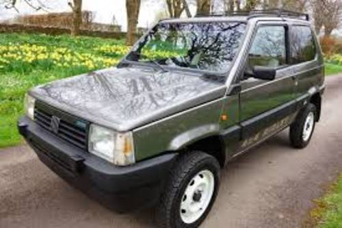 1991 Fiat Panda 4x4 WANTED!! Any condition Considered!! Wanted (picture 2 of 2)