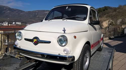 1970 Fiat 500 Abarth 695 Custom RHD JUST BUILT For Sale (picture 1 of 6)