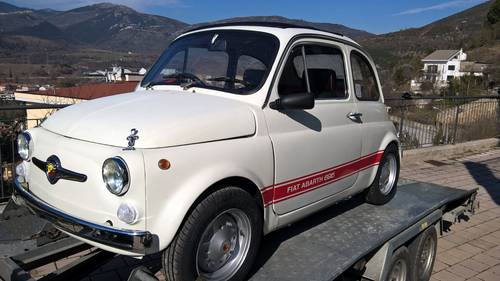 1970 Fiat 500 Abarth 695 Custom RHD JUST BUILT For Sale (picture 2 of 6)