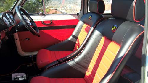 1970 Fiat 500 Abarth 695 Custom RHD JUST BUILT For Sale (picture 3 of 6)