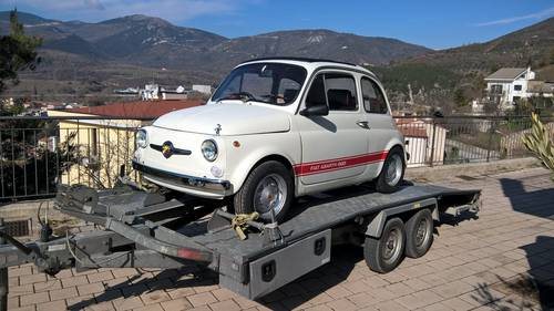 1970 Fiat 500 Abarth 695 Custom RHD JUST BUILT For Sale (picture 6 of 6)