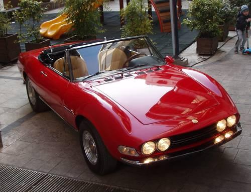 1972 Fiat Dino 2.4 Spider, fully restored, Ferrari overhaul For Sale (picture 2 of 6)