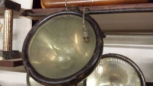 1932 fiat 509 headlights and various parts For Sale (picture 1 of 6)