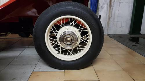 1930 Wheel rims - cerchi ruote For Sale (picture 3 of 4)