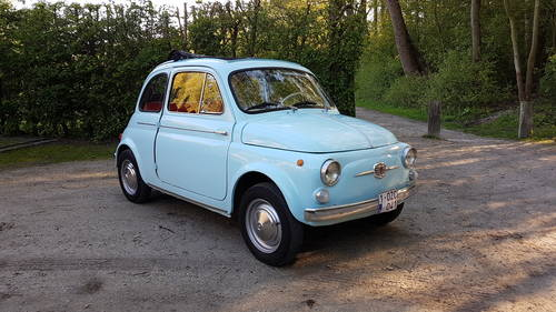 Fiat 500 Nuova Suicide doors (1965) For Sale (picture 1 of 6)