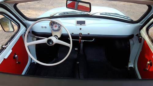 Fiat 500 Nuova Suicide doors (1965) For Sale (picture 5 of 6)