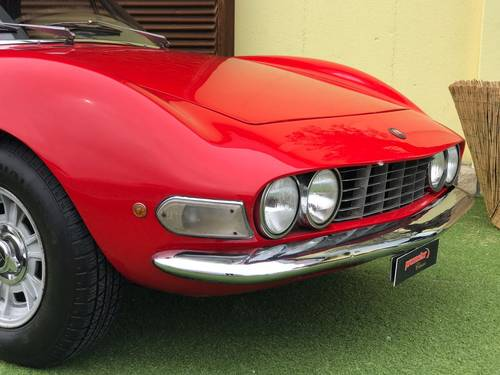 1968 FIAT DINO 2000 SPIDER PININFARINA For Sale (picture 5 of 6)