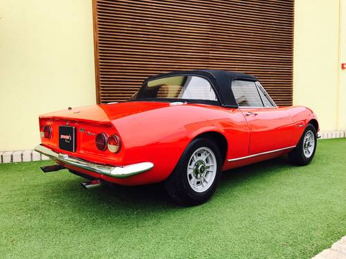 1968 FIAT DINO 2000 SPIDER PININFARINA For Sale (picture 6 of 6)