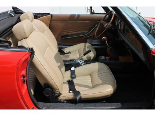 1974 Fiat 124 Spider 1800 For Sale (picture 3 of 6)