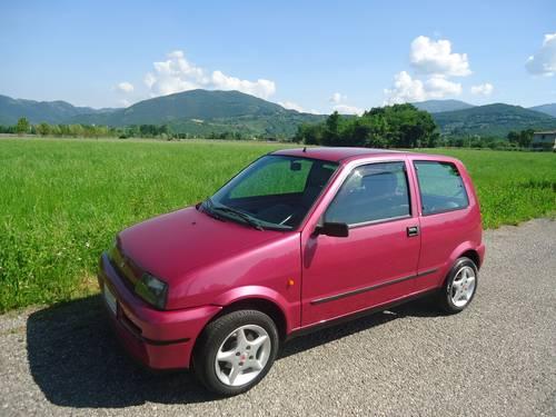 1998 Rare Giannini Cinquecento Topline Europa 899 For Sale (picture 1 of 6)