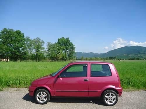 1998 Rare Giannini Cinquecento Topline Europa 899 For Sale (picture 2 of 6)