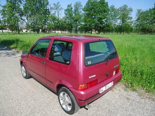 1998 Rare Giannini Cinquecento Topline Europa 899 For Sale (picture 3 of 6)