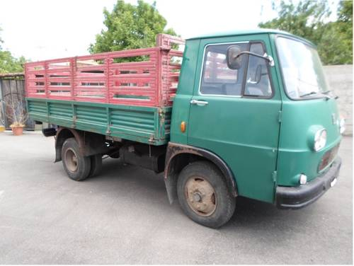 1971 Historic truck for collectors SOLD (picture 1 of 6)