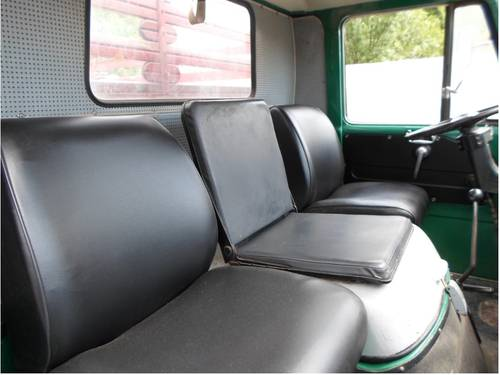 1971 Historic truck for collectors SOLD (picture 2 of 6)