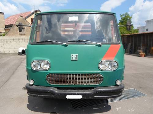 1971 Historic truck for collectors SOLD (picture 4 of 6)