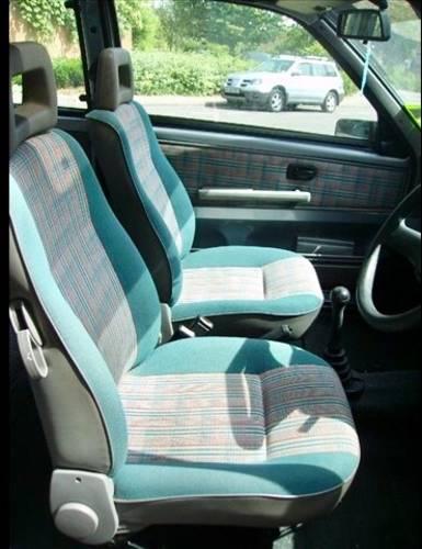 1994 Fiat 1.0 Cinquecento 61000 miles FSH  standard unmolested For Sale (picture 2 of 6)