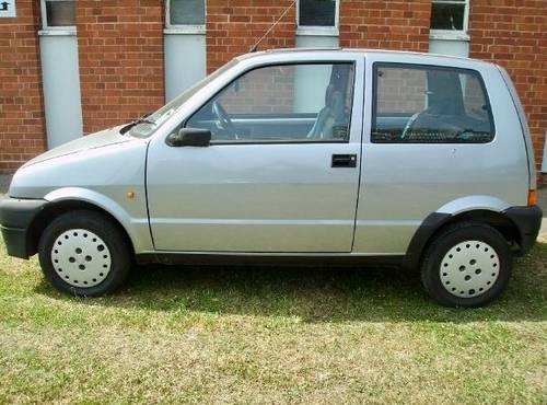 1994 Fiat 1.0 Cinquecento 61000 miles FSH  standard unmolested For Sale (picture 6 of 6)