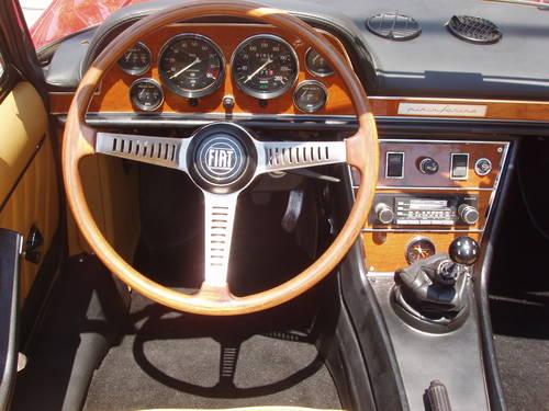 1972 Fiat Dino 2.4 Spider, fully restored, Ferrari overhaul For Sale (picture 5 of 6)