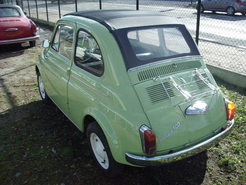 Fiat 500D suiside doors 1963 For Sale (picture 1 of 3)