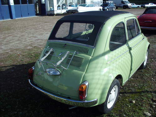 Fiat 500D suiside doors 1963 For Sale (picture 2 of 3)