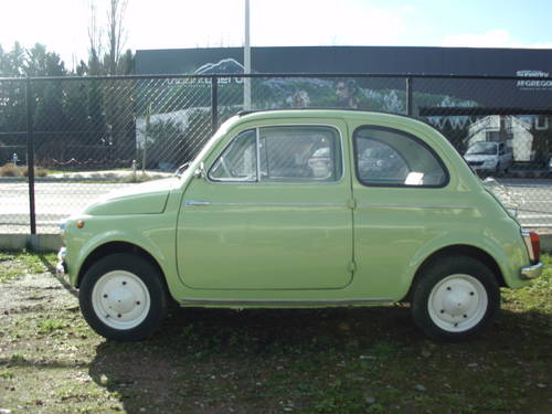 Fiat 500D suiside doors 1963 For Sale (picture 3 of 3)