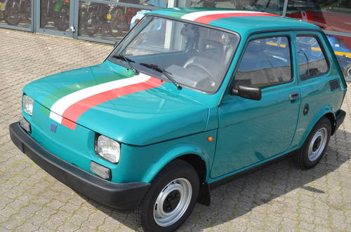 1999 Fiat 126 P SOLD (picture 1 of 6)