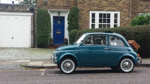 1968 Fiat 500 For Sale (picture 1 of 6)