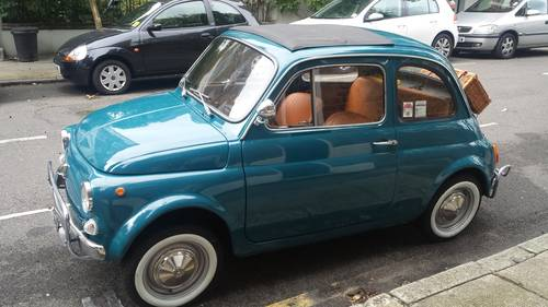 1968 Fiat 500 For Sale (picture 2 of 6)