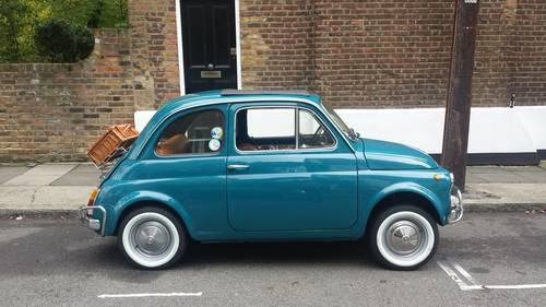 1968 Fiat 500 For Sale (picture 3 of 6)