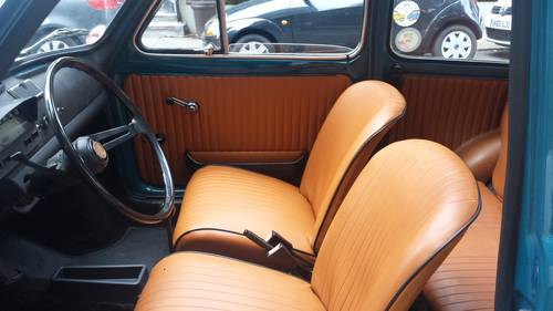 1968 Fiat 500 For Sale (picture 5 of 6)