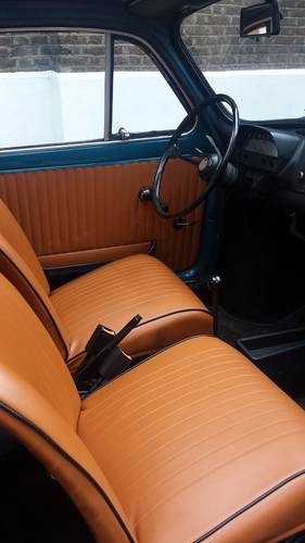 1968 Fiat 500 For Sale (picture 6 of 6)
