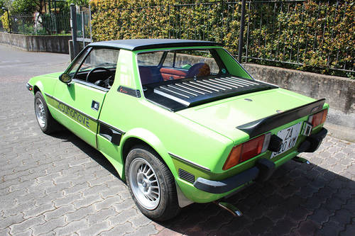 Fiat X1/9, Italy - Early '70s | Mileage: 24.000 For Sale (picture 2 of 6)