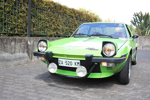 Fiat X1/9, Italy - Early '70s | Mileage: 24.000 For Sale (picture 5 of 6)