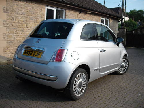 Fiat 500 1.4 2008 100 BHP 6 Speed Petrol 29k Miles 1 Owner SOLD (picture 2 of 6)
