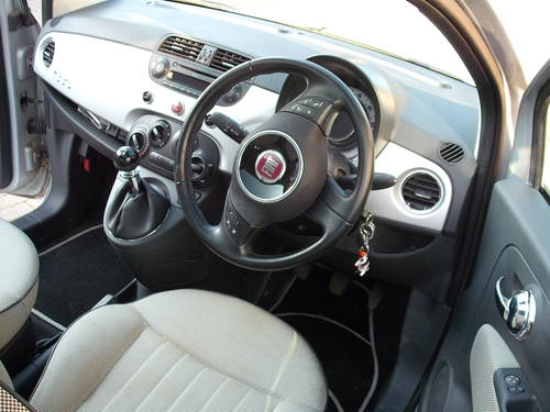 Fiat 500 1.4 2008 100 BHP 6 Speed Petrol 29k Miles 1 Owner SOLD (picture 3 of 6)